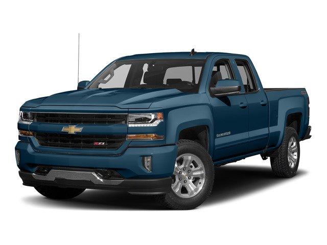 """2017 Chevrolet Silverado 1500 LT 2WD Double Cab 143.5"""" LT w/1LT Gas/Ethanol V6 4.3L/262 [17]"""