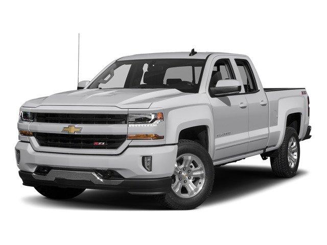"""2017 Chevrolet Silverado 1500 LT 4WD Double Cab 143.5"""" LT w/1LT Gas/Ethanol V6 4.3L/262 [1]"""