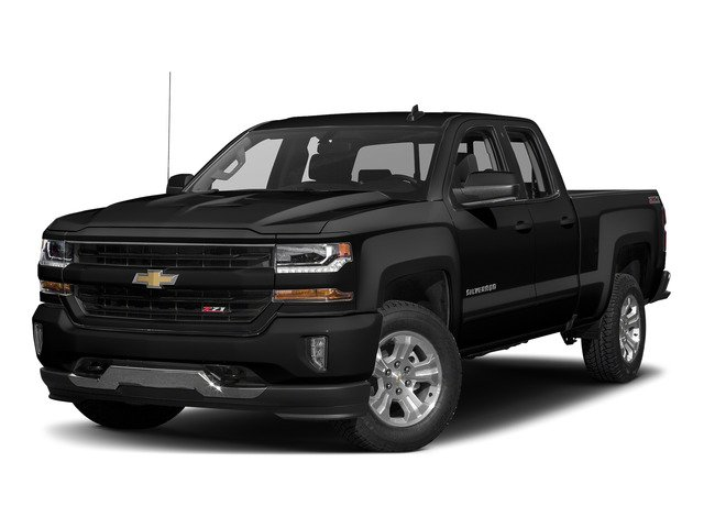 2017 Chevrolet Silverado 1500 LT Plus Z71 Midnight Edition Extended Cab Pickup