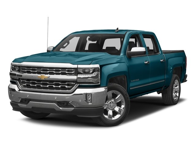 "2017 Chevrolet Silverado 1500 LTZ 2WD Crew Cab 143.5"" LTZ w/1LZ Gas V8 5.3L/325 [4]"