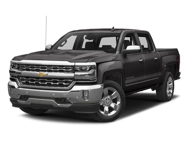 "2017 Chevrolet Silverado 1500 LTZ 4WD Crew Cab 143.5"" LTZ w/2LZ Gas V8 5.3L/325 [4]"