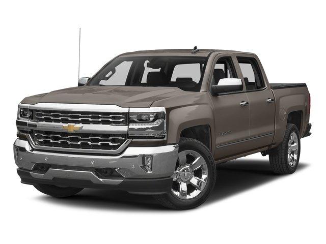 "2017 Chevrolet Silverado 1500 LTZ 4WD Crew Cab 143.5"" LTZ w/1LZ Gas V8 5.3L/325 [1]"