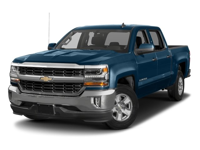 """2017 Chevrolet Silverado 1500 LT 2WD Crew Cab 153.0"""" LT w/1LT Gas V8 5.3L/325 [2]"""