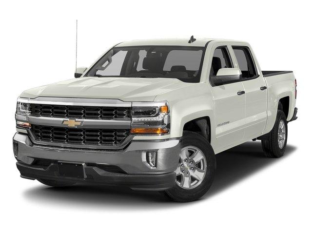 """2017 Chevrolet Silverado 1500 LT 2WD Crew Cab 143.5"""" LT w/1LT Gas V8 5.3L/325 [19]"""