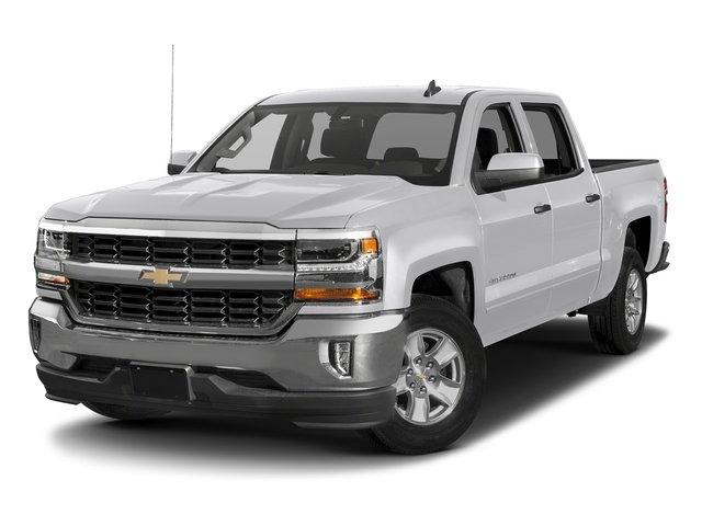 """2017 Chevrolet Silverado 1500 LT 2WD Crew Cab 153.0"""" LT w/1LT Gas V8 5.3L/325 [14]"""