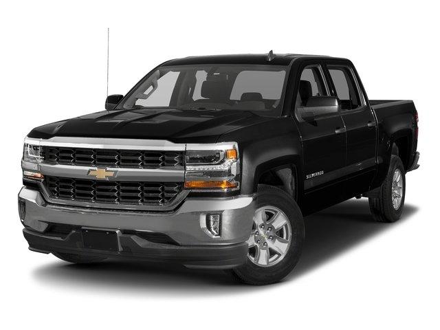 """2017 Chevrolet Silverado 1500 LT 2WD Crew Cab 143.5"""" LT w/1LT Gas V8 5.3L/325 [2]"""