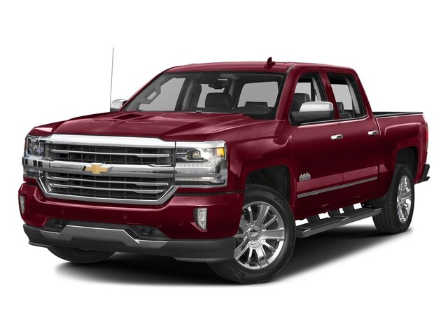 2017 Chevrolet Silverado 1500 High Country 4WD Crew Cab 143.5″ High Country Gas V8 5.3L/325 [39]