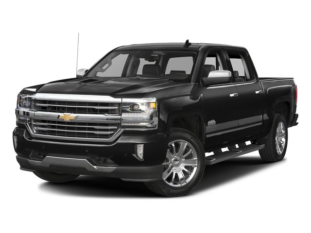 "2017 Chevrolet Silverado 1500 High Country 4WD Crew Cab 153.0"" High Country Gas V8 6.2L/376 [7]"