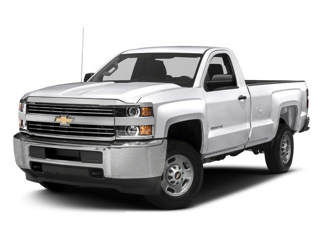 """2017 Chevrolet Silverado 2500HD Work Truck 2WD Reg Cab 133.6"""" Work Truck Gas/Ethanol V8 6.0L/366 [4]"""