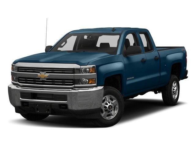 """2017 Chevrolet Silverado 2500HD LT 4WD Double Cab 144.2"""" LT Gas/Ethanol V8 6.0L/366 [2]"""