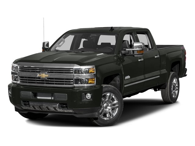 "2017 Chevrolet Silverado 2500HD High Country 4WD Crew Cab 153.7"" High Country Turbocharged Diesel V8 6.6L/403 [0]"