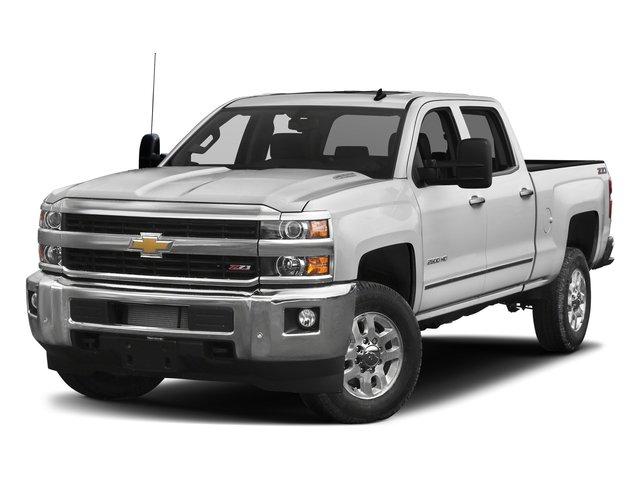 """2017 Chevrolet Silverado 2500HD LTZ 4WD Crew Cab 153.7"""" LTZ Turbocharged Diesel V8 6.6L/403 [22]"""