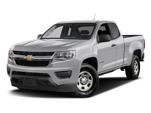 2017 Chevrolet Colorado 2WD WT 2WD Ext Cab 128.3″ WT Gas I4 2.5L/150 [0]