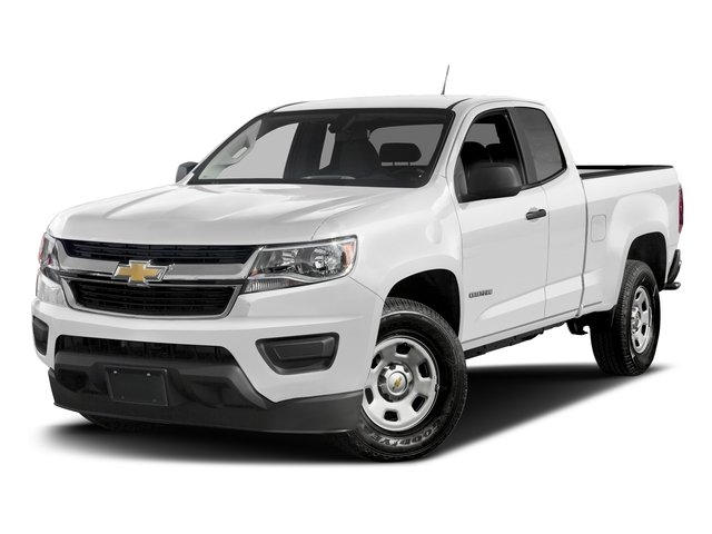 "2017 Chevrolet Colorado 2WD WT 2WD Ext Cab 128.3"" WT Gas V6 3.6L/222 [0]"