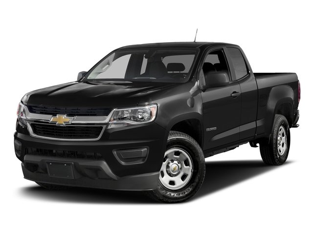 "2017 Chevrolet Colorado 2WD WT 2WD Ext Cab 128.3"" WT Gas I4 2.5L/150 [0]"