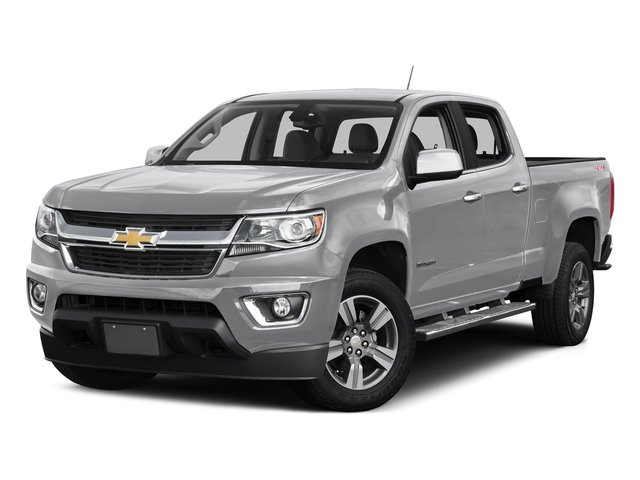 2017 Chevrolet Colorado 4WD LT 4WD Crew Cab 140.5″ LT Gas V6 3.6L/222 [2]