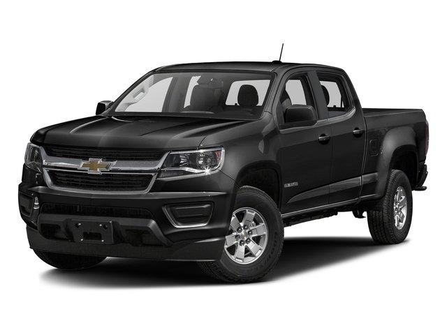 2017 Chevrolet Colorado 2WD WT 2WD Crew Cab 128.3″ WT Gas V6 3.6L/222 [2]