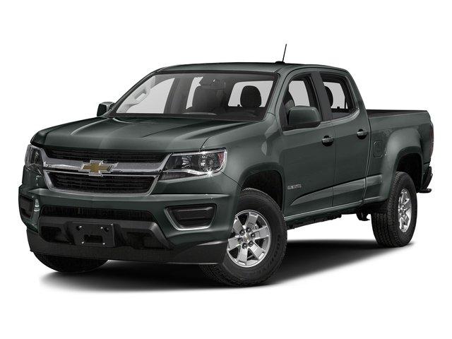 "2017 Chevrolet Colorado 2WD WT 2WD Crew Cab 140.5"" WT Gas V6 3.6L/222 [6]"