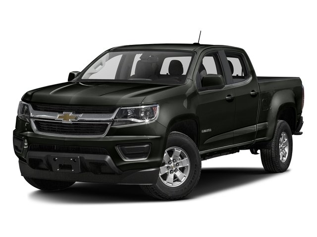 "2017 Chevrolet Colorado 2WD WT 2WD Crew Cab 128.3"" WT Gas I4 2.5L/150 [6]"