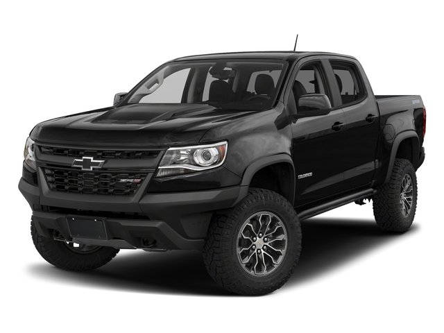 2017 Chevrolet Colorado 4WD ZR2 4WD Crew Cab 128.3″ ZR2 Gas V6 3.6L/222 [5]