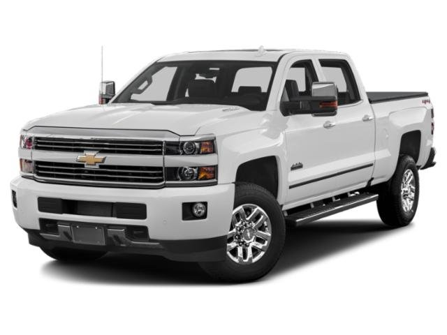 "2017 Chevrolet Silverado 3500HD High Country 4WD Crew Cab 153.7"" High Country Gas/Ethanol V8 6.0L/366 [10]"
