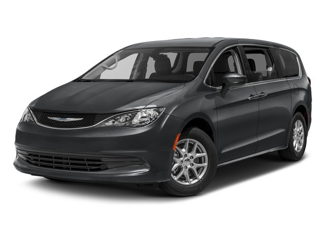 2017 Chrysler Pacifica LX LX FWD Regular Unleaded V-6 3.6 L/220 [2]