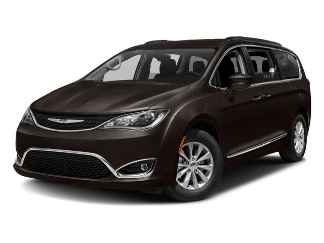 2017 Chrysler Pacifica Limited Limited FWD Regular Unleaded V-6 3.6 L/220 [0]