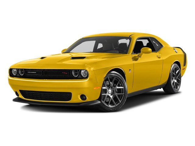 2017 Dodge Challenger 392 Hemi Scat Pack Shaker 392 Hemi Scat Pack Shaker Coupe Premium Unleaded V-8 6.4 L/392 [1]