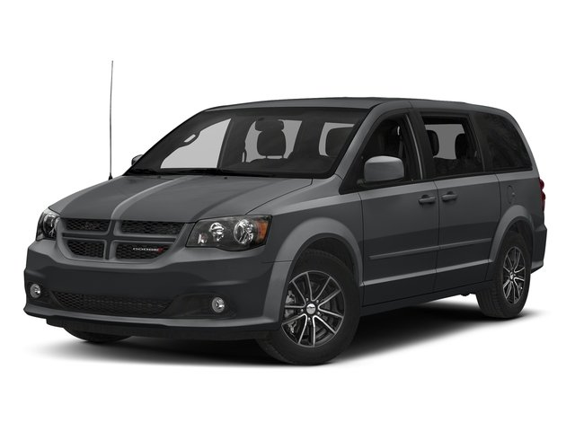 2017 Dodge Grand Caravan GT  Regular Unleaded V-6 3.6 L/220 [0]
