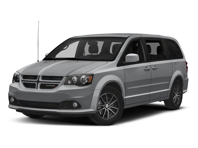 2017 Dodge Grand Caravan GT  Regular Unleaded V-6 3.6 L/220 [1]