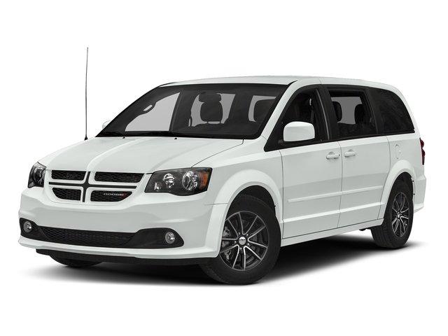 2017 Dodge Grand Caravan GT RADIO 430 NAV  -inc Garmin Navigation System TRANSMISSION 6-SPEED A
