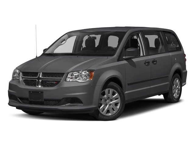 2017 Dodge Grand Caravan SXT SXT Wagon Regular Unleaded V-6 3.6 L/220 [0]