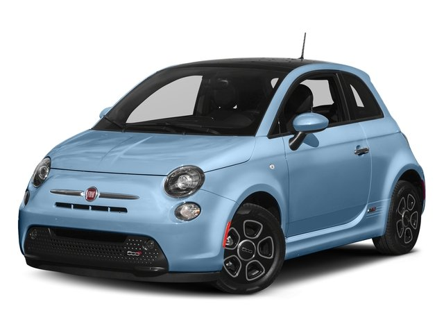 2017 FIAT 500e Battery Electric Hatch Electric [6]