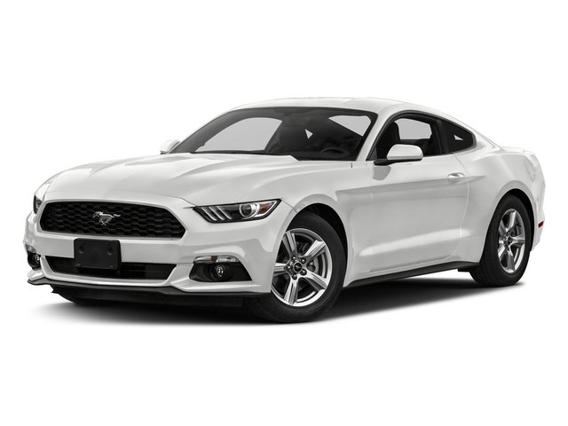 2017 Ford Mustang EcoBoost Fastback  Intercooled Turbo Premium Unleaded I-4 2.3 L/140 [0]