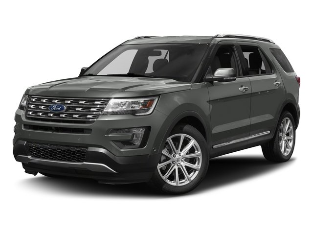 2017 Ford Explorer Limited Limited FWD Intercooled Turbo Premium Unleaded I-4 2.3 L/140 [0]
