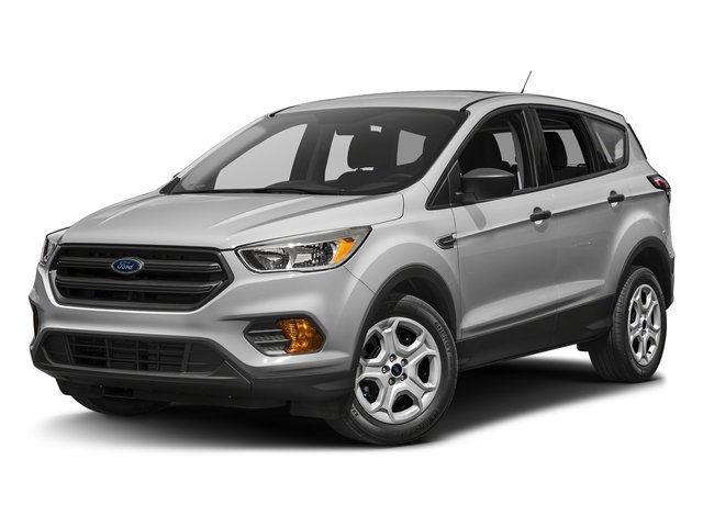 2017 Ford Escape S S FWD Regular Unleaded I-4 2.5 L/152 [7]
