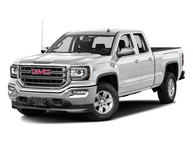 2017 GMC Sierra 1500 SLE Elevation Edition Extended Cab Pickup