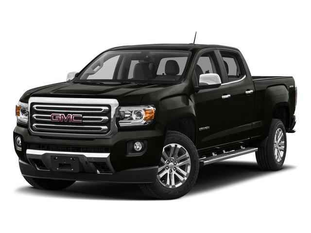 "2017 GMC Canyon 4WD SLT 4WD Crew Cab 128.3"" SLT Gas V6 3.6L/222 [1]"