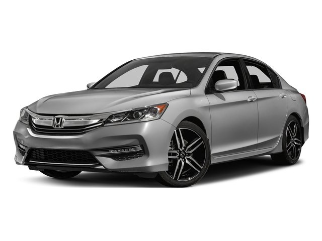 2017 Honda Accord Sedan Sport Sport CVT Regular Unleaded I-4 2.4 L/144 [7]