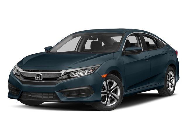 2017 Honda Civic Sedan LX LX CVT Regular Unleaded I-4 2.0 L/122 [1]