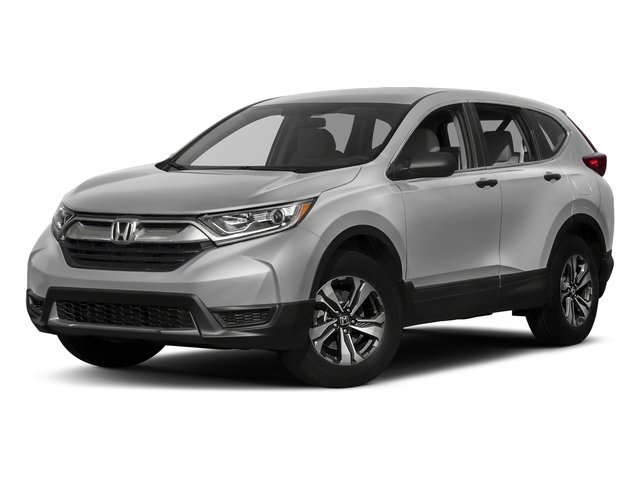 2017 Honda CR-V LX LX AWD Regular Unleaded I-4 2.4 L/144 [4]