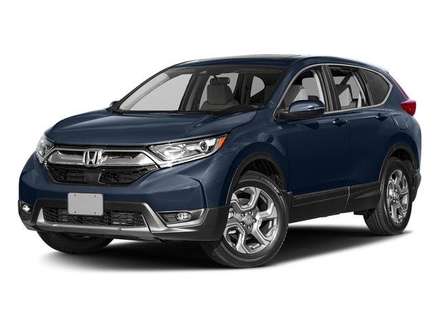 2017 Honda CR-V EX EX AWD Intercooled Turbo Regular Unleaded I-4 1.5 L/91 [9]