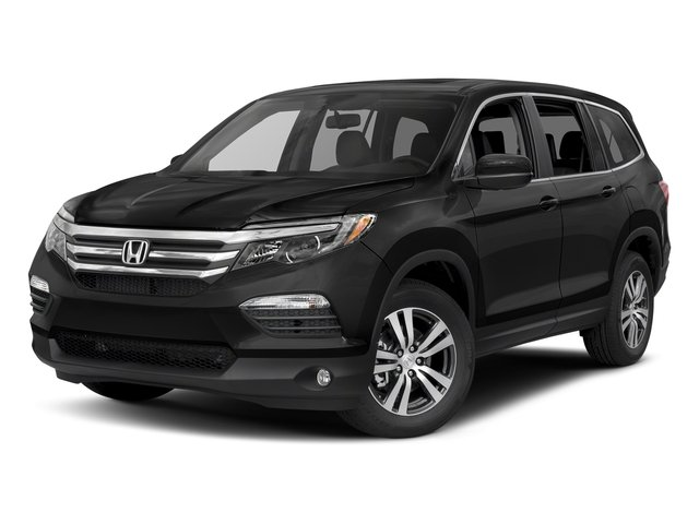 2017 Honda Pilot EX-L EX-L w/Honda Sensing 2WD Regular Unleaded V-6 3.5 L/212 [2]
