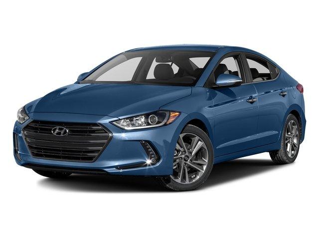 2017 Hyundai Elantra Limited Limited 2.0L Auto PZEV (Alabama) *Ltd Avail* Regular Unleaded I-4 2.0 L/122 [2]