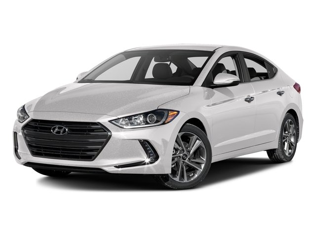 2017 Hyundai Elantra Limited Limited 2.0L Auto PZEV (Alabama) *Ltd Avail* Regular Unleaded I-4 2.0 L/122 [3]