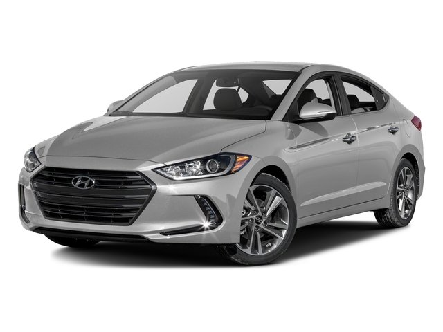 2017 Hyundai Elantra Limited Limited 2.0L Auto PZEV (Alabama) *Ltd Avail* Regular Unleaded I-4 2.0 L/122 [0]