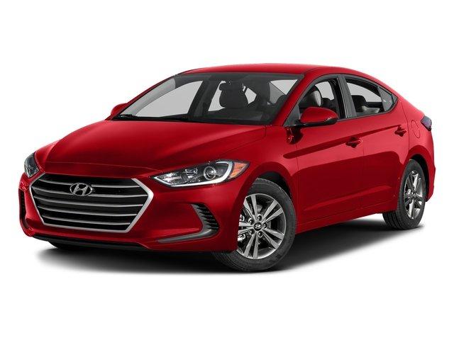 2017 Hyundai Elantra Value Edition Value Edition 2.0L Auto (Ulsan) Regular Unleaded I-4 2.0 L/122 [1]