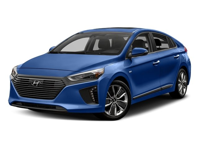 2017 Hyundai Ioniq Hybrid Limited Limited Hatchback Gas/Electric I-4 1.6 L/96 [7]