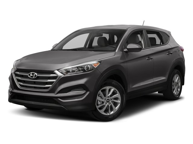 2017 Hyundai Tucson SE SE FWD Regular Unleaded I-4 2.0 L/122 [2]