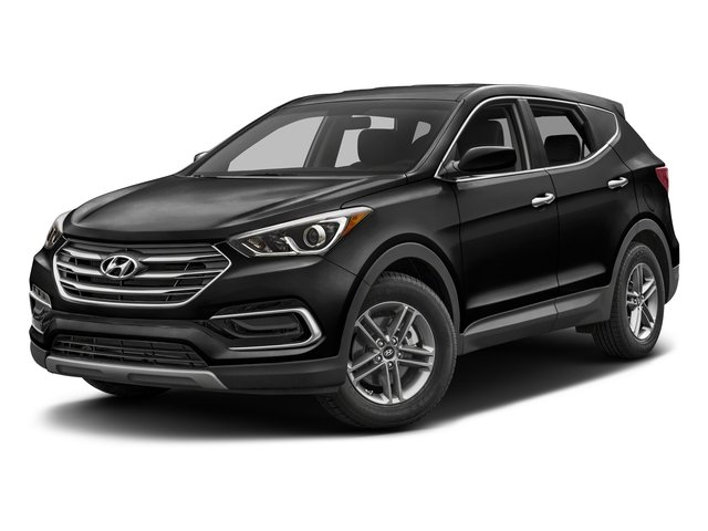 2017 Hyundai Santa Fe Sport 2.4L 2.4L Auto Regular Unleaded I-4 2.4 L/144 [10]